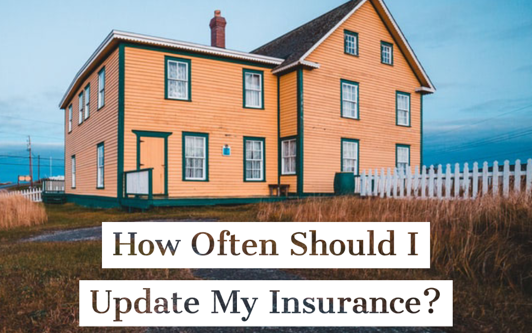 How Often Should I Update My Insurance?